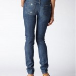 Low Skinny 531™ Jeans - Prairie Destructed