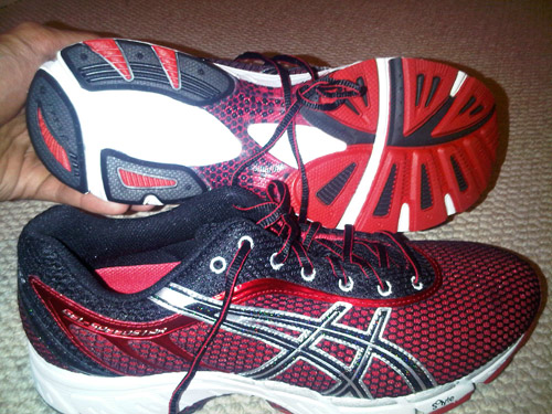 Asics Gel Speedstar-4