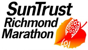 SunTrust Richmond Marathon logo