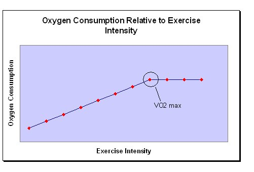 VO2 Max Chart